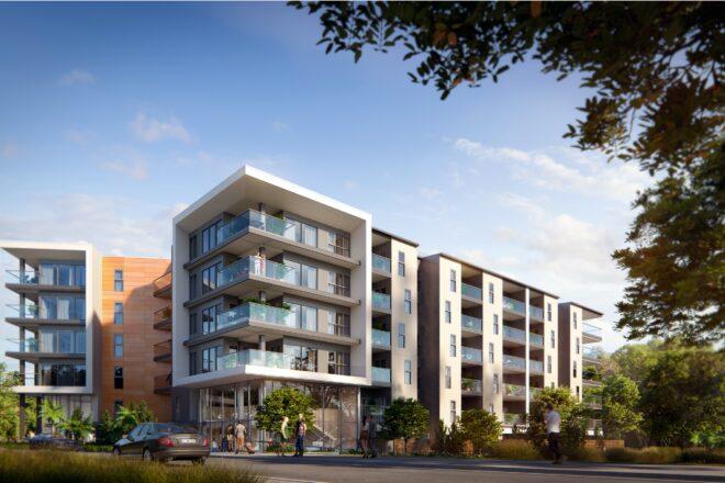 OKLA Apartments